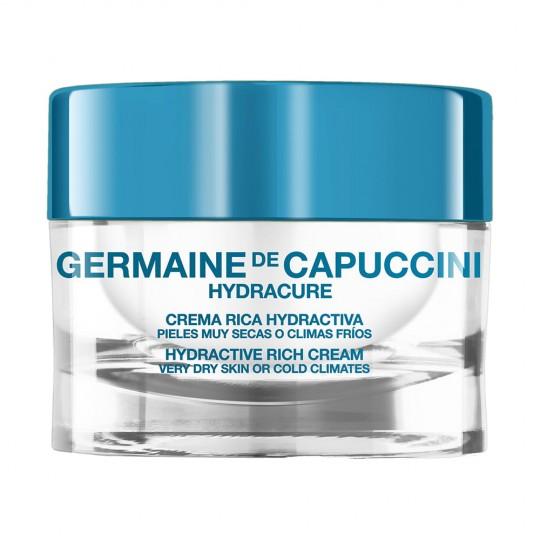 Hydractive Rich Cream Pieles Muy Secas - 50 ml