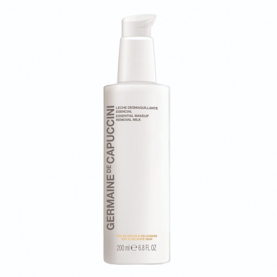 Essential Makeup Removal Milk - 200 ml