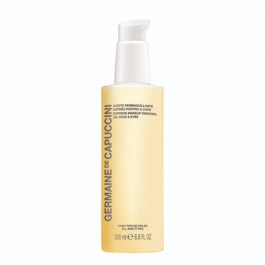 Express Makeup Removal Oil -Face And Eyes - 200 ml