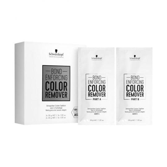 Bond Enforcing Color Remover - 5 x 30g + 5 x 30ml