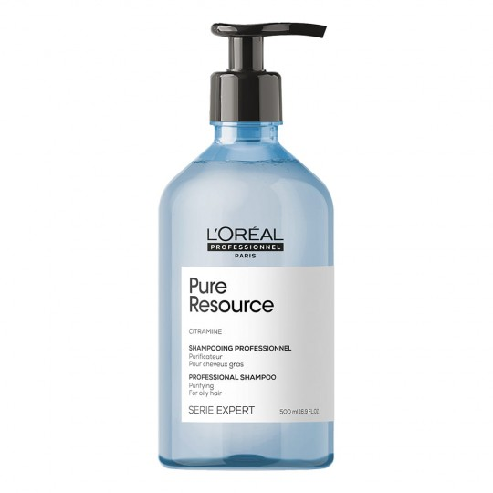 Champú Pure Resource - 500 ml