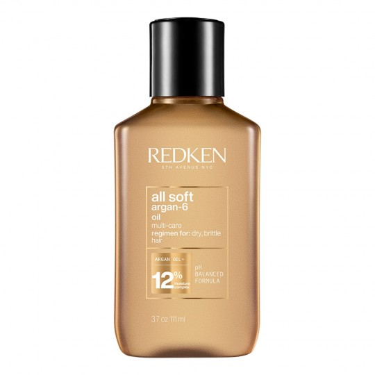 All Soft Argan 6 Oil - 90 ml