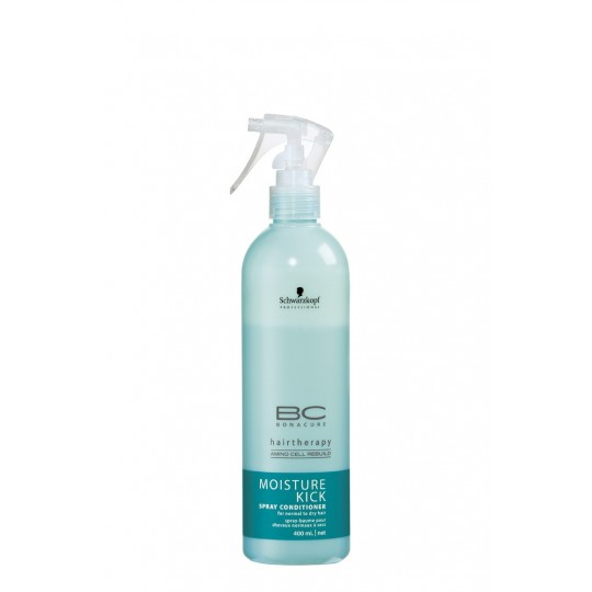 BC Moisture Kick Spray Acondicionador Hidratante - 400 ml