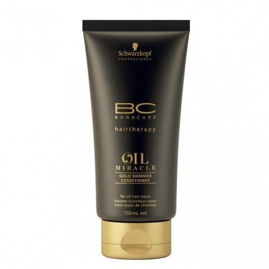 BC Oil Miracle Acondicionador Brillo Dorado - 150 ml
