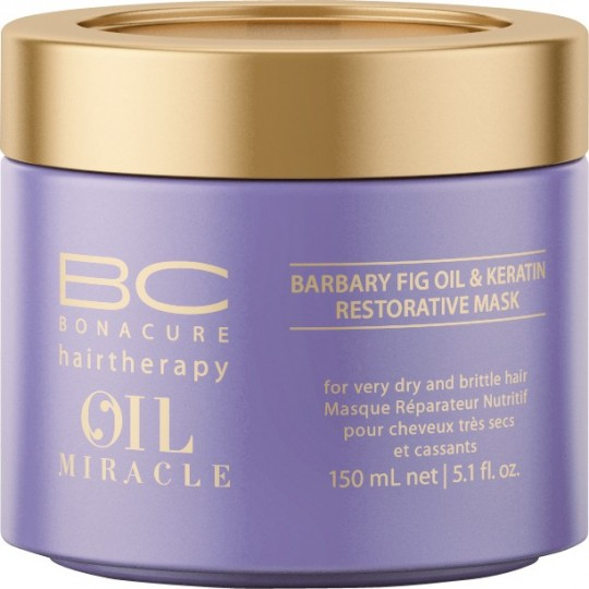 Barbary Fig Oil Restorative Mask - 150 ml.