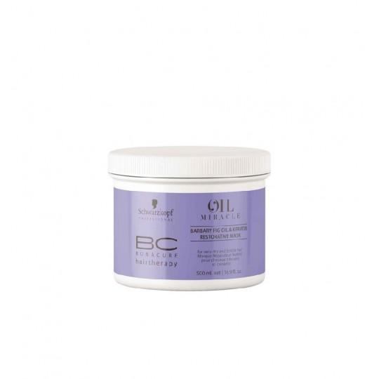 Barbary Fig Oil Restorative Mask - 500 ml.
