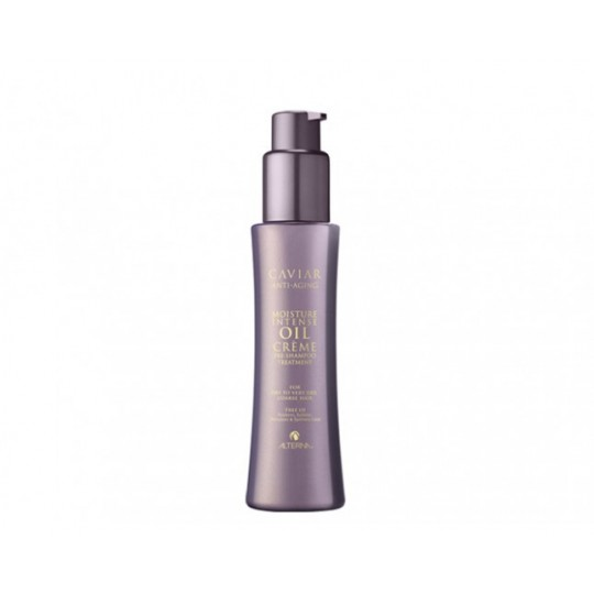 Caviar Moisture Intense Oil Crème Pre-Shampoo Treatment - 125 ml