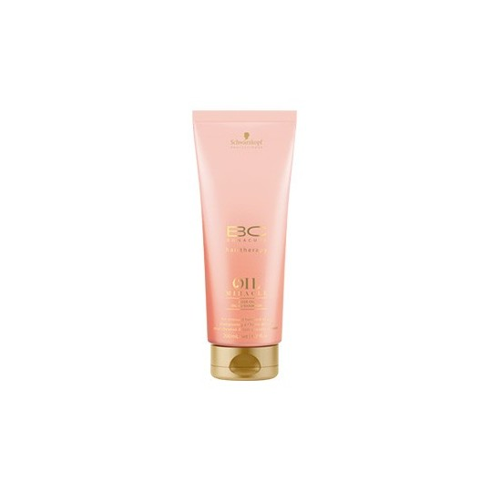 BC Rose Oil Hair & Scalp Shampoo - 200 ml