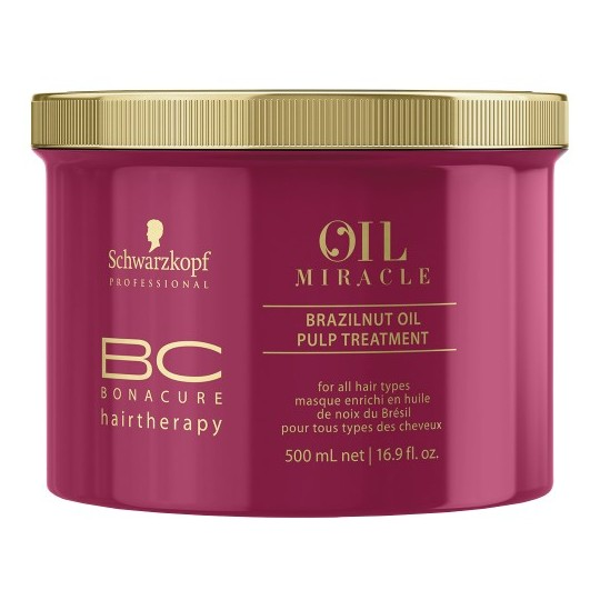BC Oil Miracle Brazilnut Masque  - 500  ml