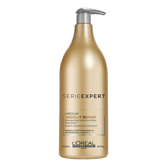 Shampooing Absolut Repair Lipidium - 1500 ml