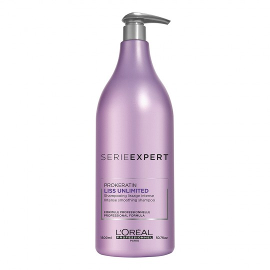 Shampooing liss unlimited - 500 ml.