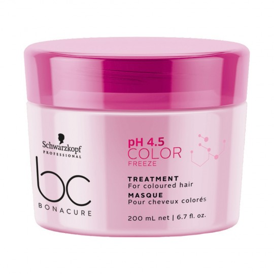 pH 4.5 Color Freeze Masque - 200 ml