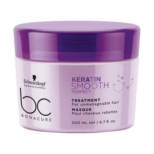 Keratin Smooth Perfect Masque - 200 ml