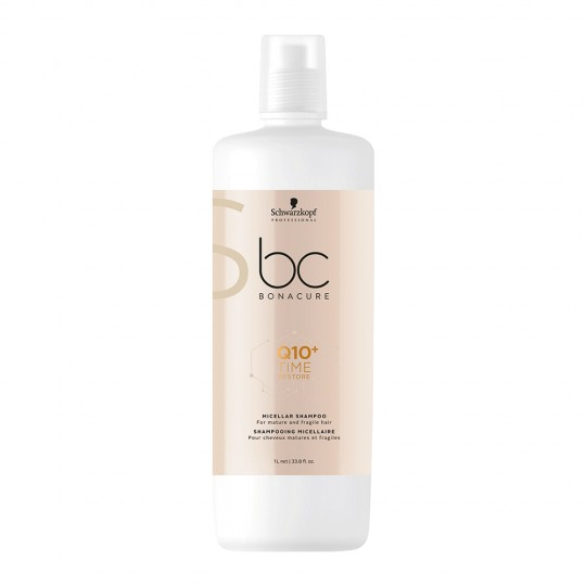 Q10+ Time Restore Shampooing Micellaire - 1000 ml
