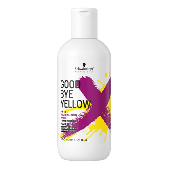 Goodbye Yelow Shampooing - 300 ml