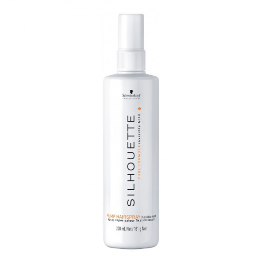 SILHOUETTE Flexible Hold Pump Hairspray - 200 ml