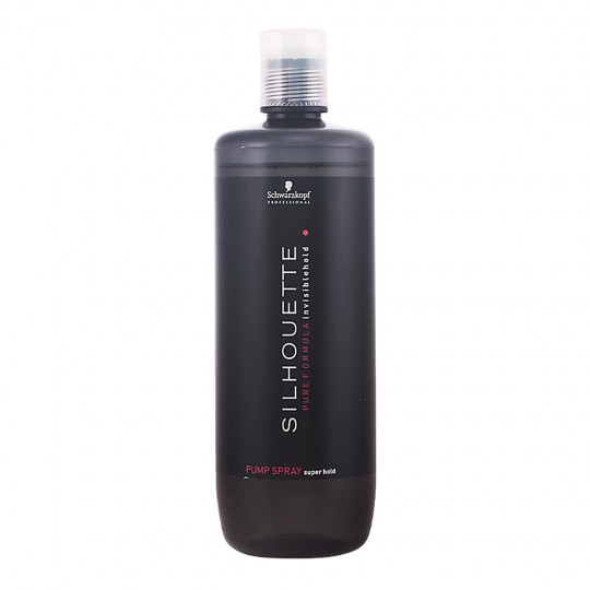 SILHOUETTE Super Hold Pumpspray - 1000 ml