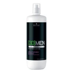 Shampooing Stimulant Racines 3D Men - 1000 ml