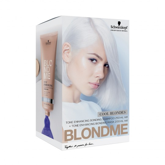 Blondme Pack: Cool Blondes