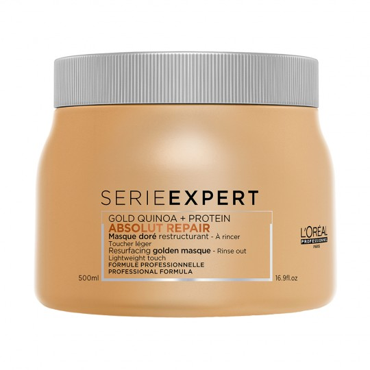 Masque Doré Absolut Repair Gold - 500 ml