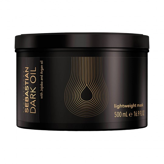Dark Oil Mask - 500 ml