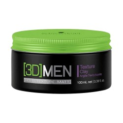 3D Men Argile Texturisante - 100 ml