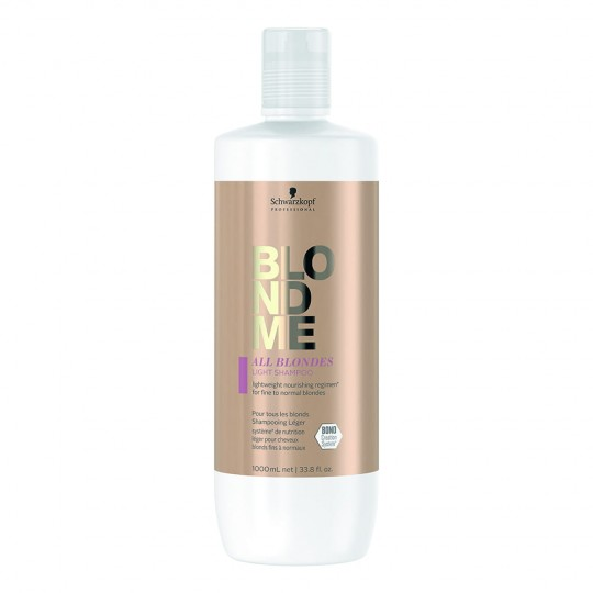 All Blondes Light Shampoo - 1000 ml