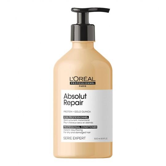 Après-shampooing Absolut Repair Gold - 500 ml