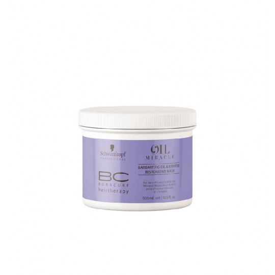 Barbary Fig Oil Restorative Mask - 500 ml.