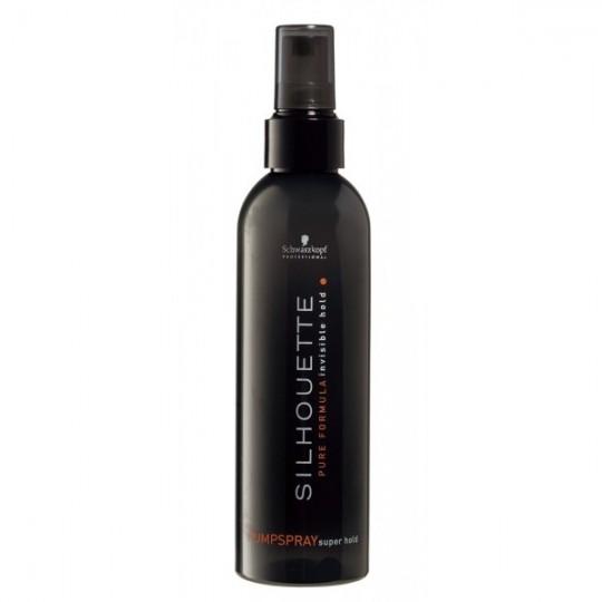 SILHOUETTE Super Hold Pumpspray - 200 ml