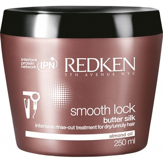 Smooth Lock Butter Silk - 250 ml
