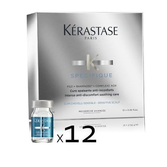 Cure Apaisante Anti-inconforts - 12 x 6 ml