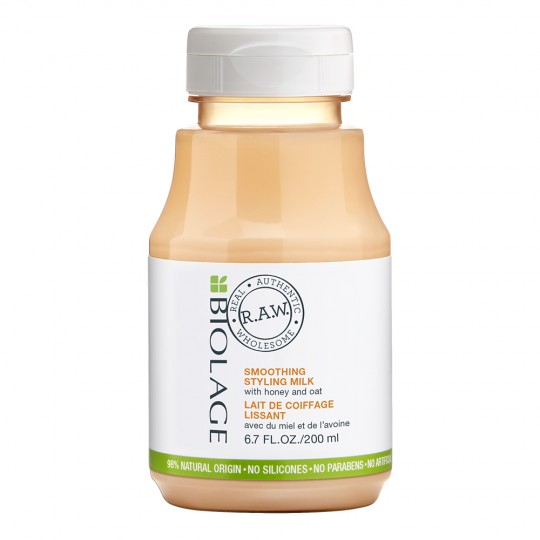 R.A.W. Smoothing Styling Milk - 200 ml