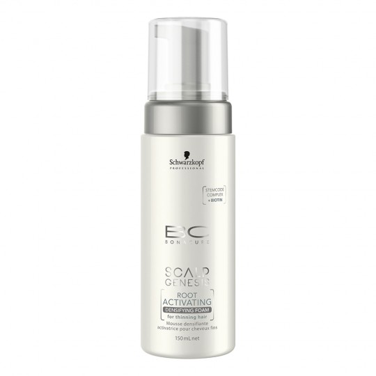 BC Scalp Genesis Root Activating Densifiying Foam - 150 ml