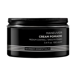 Brews Maneuver Cream Pomade - 100 ml