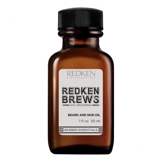 Brews Beard & Skin Oil - 30 ml