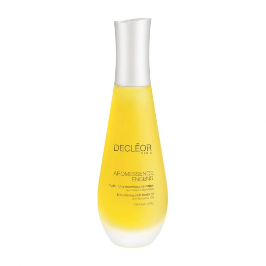 Aromessence: Encens Huile Riche Nourrisante Corps - 100 ml