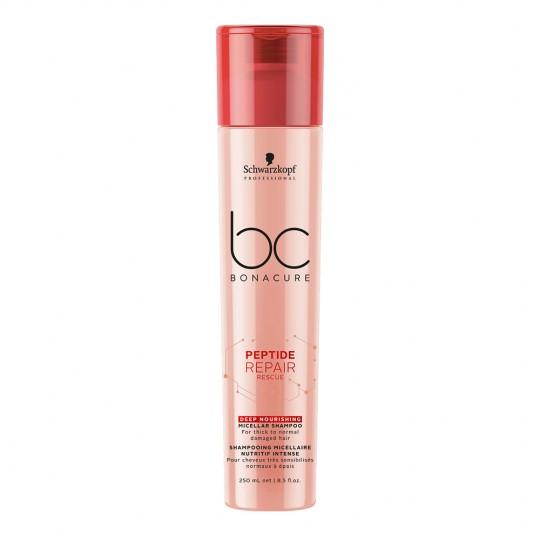 Peptide Repair Rescue Deep Nourishing Micellar Shampoo - 250 ml