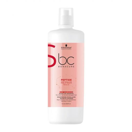 Peptide Repair Rescue Deep Nourishing Micellar Shampoo - 1000 ml
