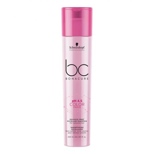 pH 4.5 Color Freeze Sulfate-Free Micellar Shampoo - 250 ml