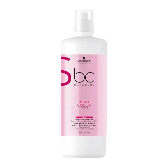 pH 4.5 Color Freeze Rich Micellar Shampoo - 1000 ml