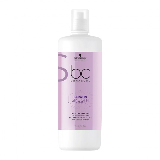 Keratin Smooth Perfect Micellar Shampoo - 1000 ml