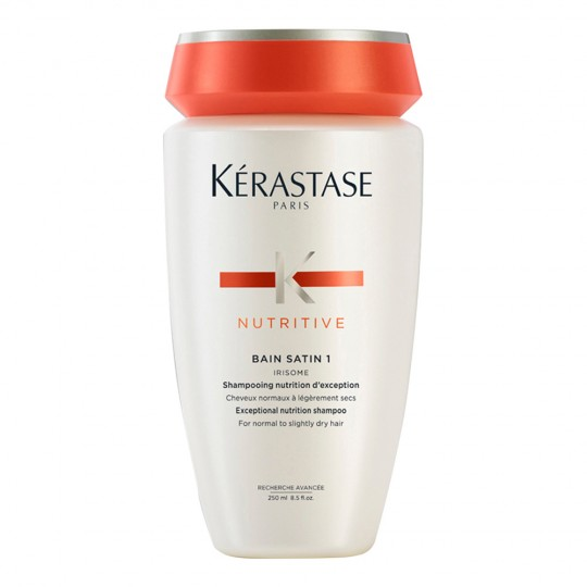 Bain Satin 1 - IRISOME - 250 ml