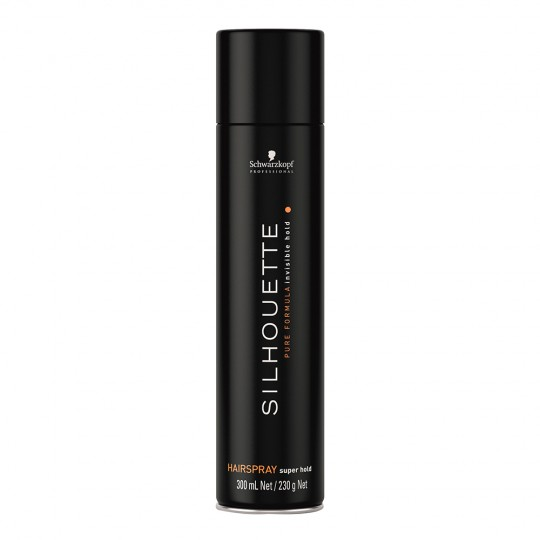 SILHOUETTE Super Hold Hairspray - 300 ml.
