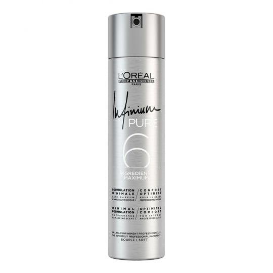 Infinium Hairspray Pure Soft - 500 ml