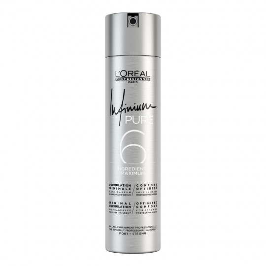 Infinium Hairspray Pure Strong - 500 ml