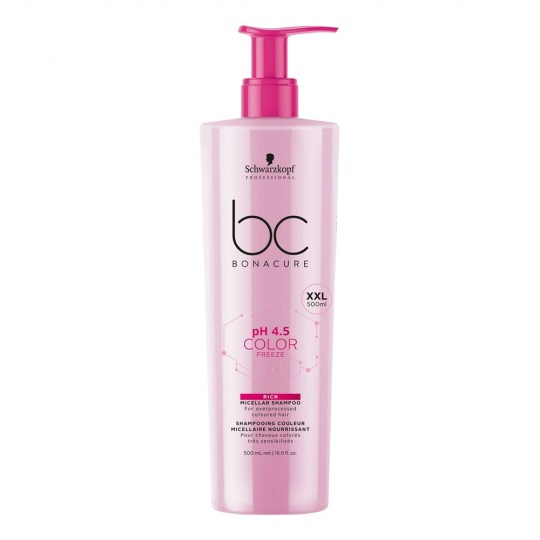 Rich Micellar Shampoo - 500 ml