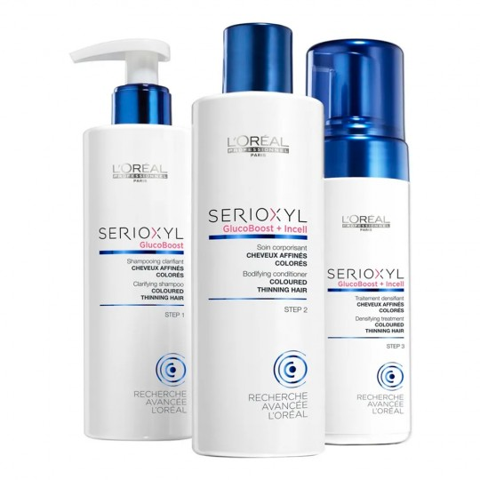 Serioxyl Kit For Coloured Hair
