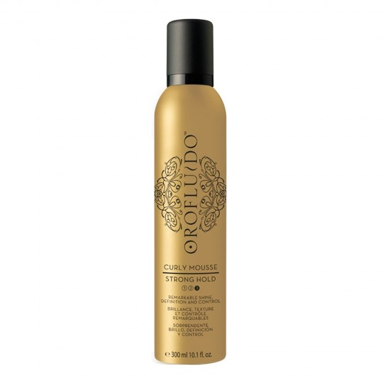 OroFluido Curly Mousse - 300 ml