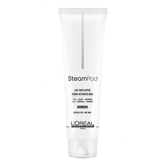 Milk Steampod Pro Keratin - 150 ml